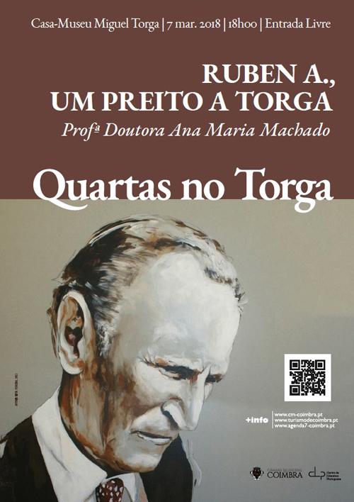 Conferência por Ana Maria Machado (QnT)