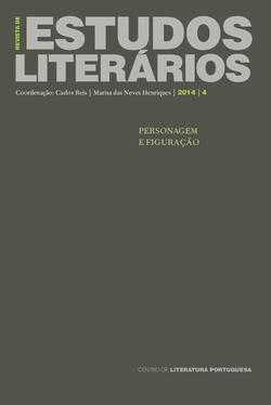 Capa - Revista de Estudos Literários 4