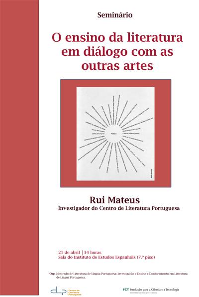 """""""O ensino da literatura em diálogo"""""""