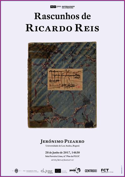 Conferência de Jerónimo Pizarro (RRR)