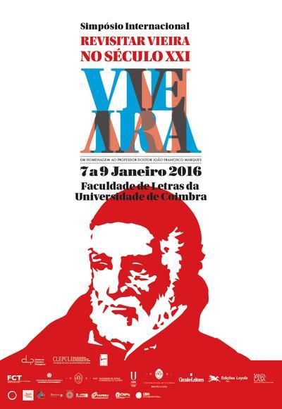 Revisitar Vieira no Século XXI - cartaz