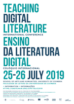 Teaching Digital Literature International Conference 2019