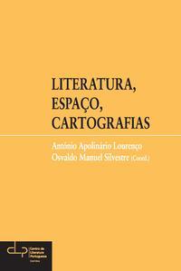Capa - Literatura, Espaço, Cartografias