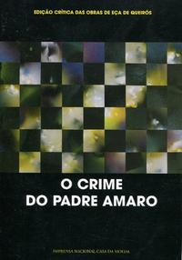 Capa - O Crime do Padre Amaro