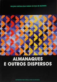 Capa - Almanaques e Outros Dispersos
