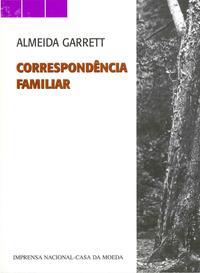 Capa - Correspondência Familiar