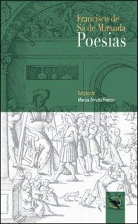 Capa - Poesias (Francisco de Sá de Miranda)