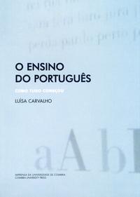 Capa - O Ensino do Português