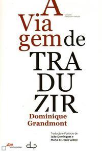 Capa - A Viagem de Traduzir