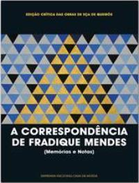 Capa - A Correspondência de Fradique Mendes