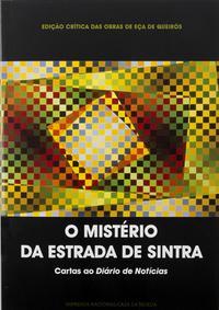 Capa - O Mistério da Estrada de Sintra
