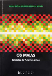 Capa - Os Maias