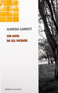 Capa - Um Auto de Gil Vicente