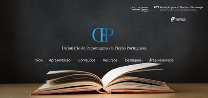 Dicionário de Personagens da Ficção Portuguesa