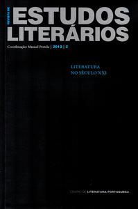 Capa - Revista de Estudos Literários Nº 2
