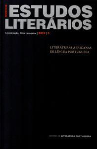 Capa - Revista de Estudos Literários Nº 5