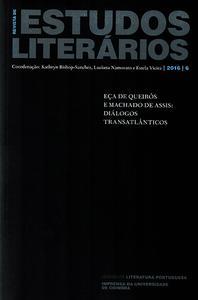 Capa - Revista de Estudos Literários Nº 6