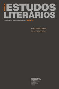 Capa - Revista de Estudos Literários Nº 9