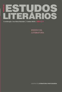 Capa - Revista de Estudos Literários Nº 3