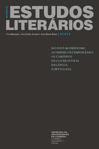 Capa - Revista de Estudos Literários Nº 8