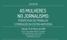 As mulheres no jornalismo
