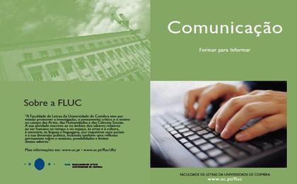 Comunicação folheto