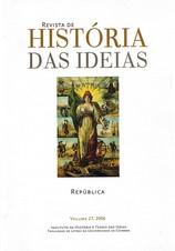 Revista de História das Ideias - Volume 27