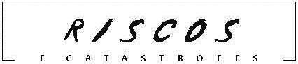 Logo Serie Riscos e Catástrofes