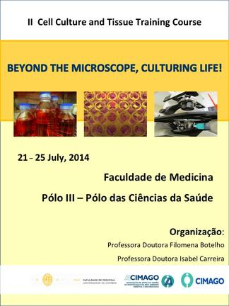 II Cell Culture and Tissue Training Course
