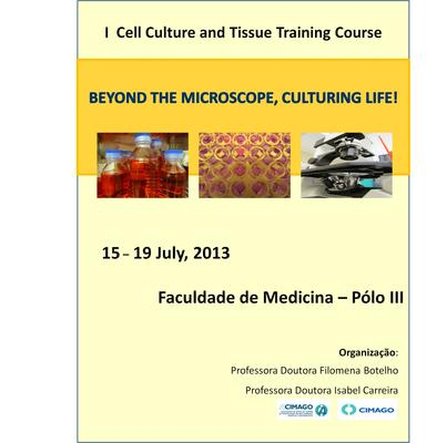 I  Cell Culture and Tissue Training Course