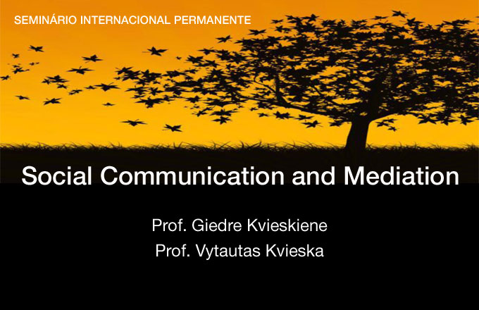 Social Communication and Mediation