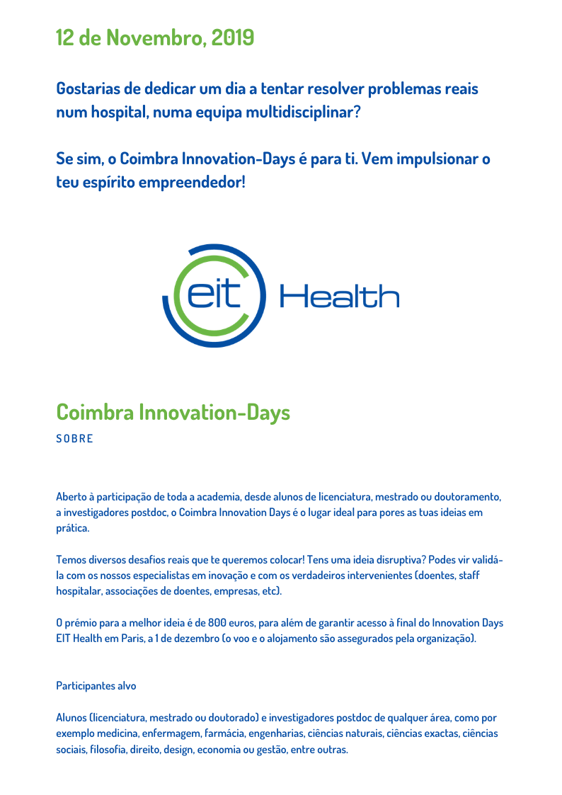 Coimbra_Innovation-Days_2019_1.1