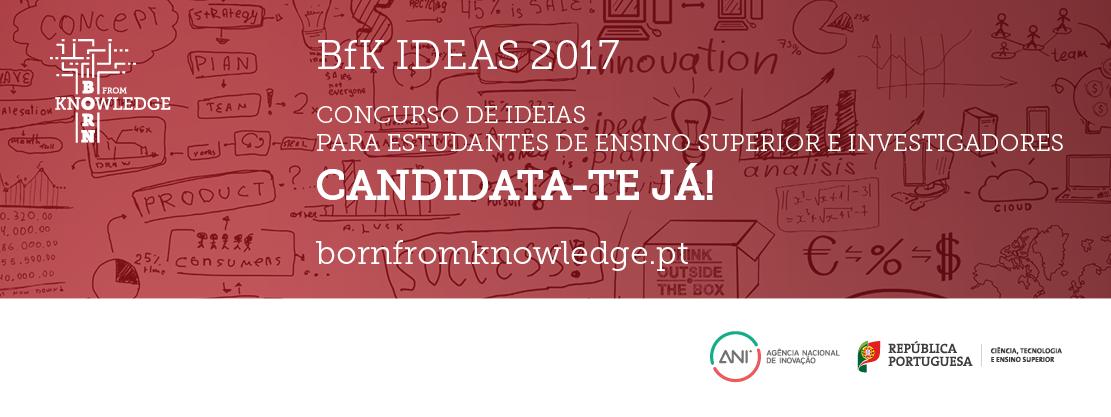 BfK Ideas 2017 Banner