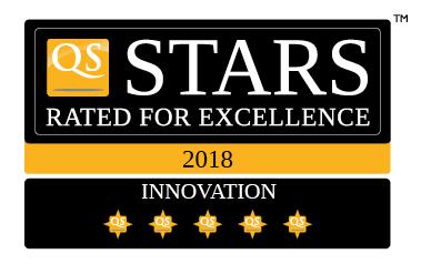 QS Stars Innovation
