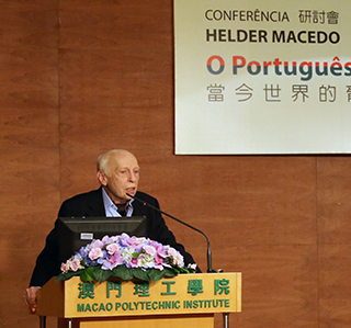 Helder Macedo Macau