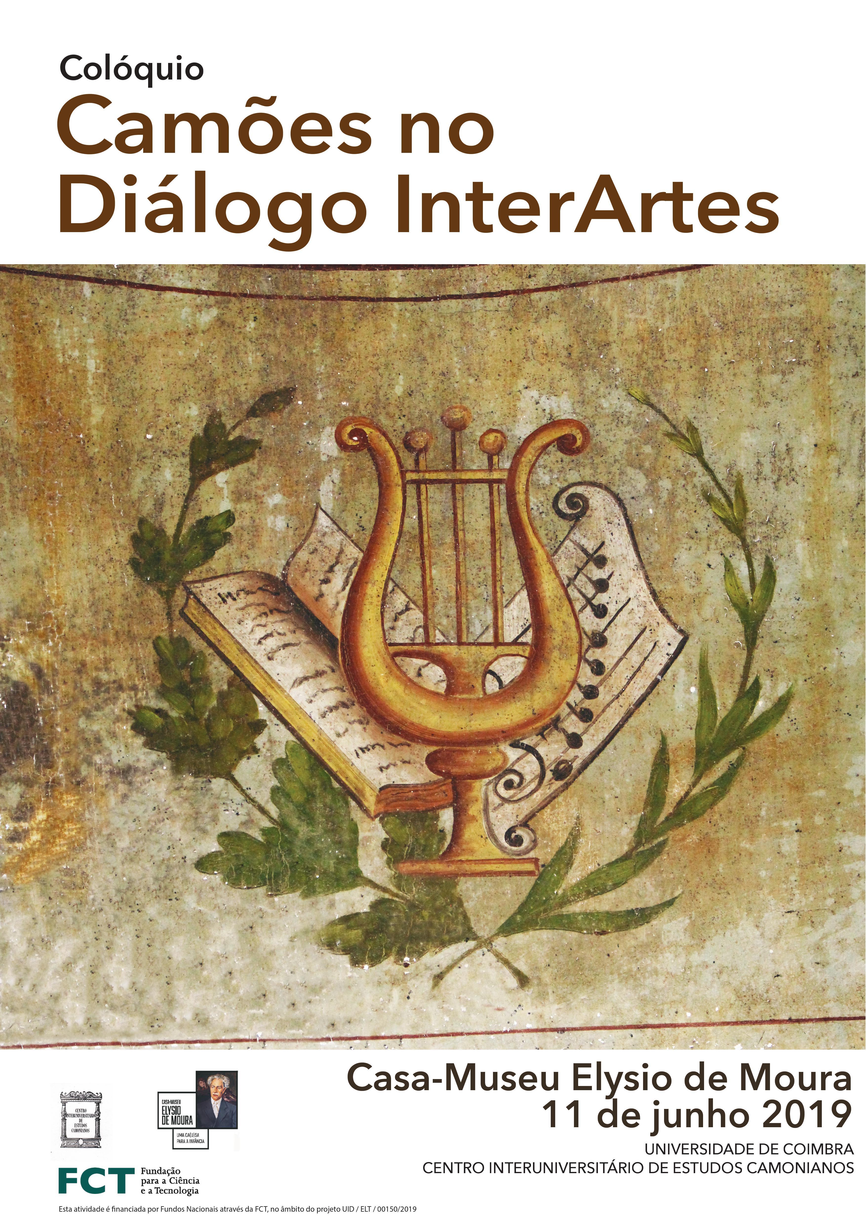 Camões dialogo interartes