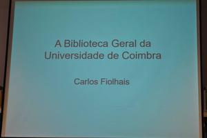 A importância das bibliotecas da Universidade de Coimbra
