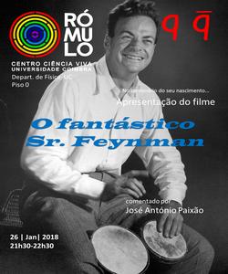 Fantático Sr. Feynman