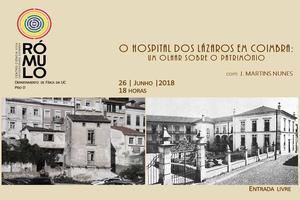 Hospital dos Lázaros em Coimbra thumb