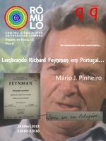 Lembrando Richard Feynman em Portugal thumb