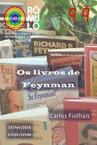 Os livros de Feynman thumb