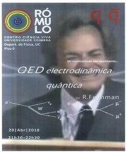 QUED : electrodinâmica quântica thumb