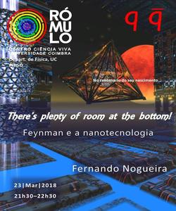 There's plenty of room at the bottom! Feynman e a Nanotecnologia
