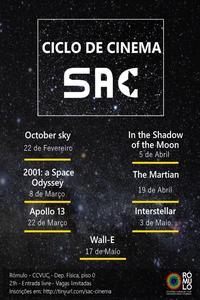 Ciclo de Cinema SAC thumb