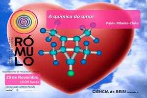 Ciência às Seis : a Química do Amor thumb