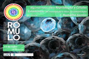 Ciência às Seis! Algumas notas sobre Reprodução e Células estaminais: da investigação à ética e à comunicação de ciência thumb