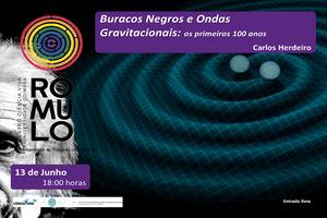 Ciência às seis Buracos Negros e Ondas Gravitacionais thumb