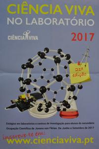 Ciência Viva no laboratório 2017