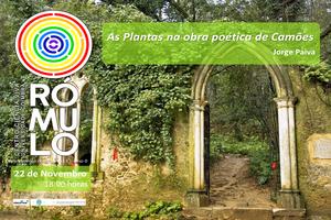 As plantas na obra poética de Camões