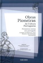 Obras pioneiras da cultura portuguesa vol. 1